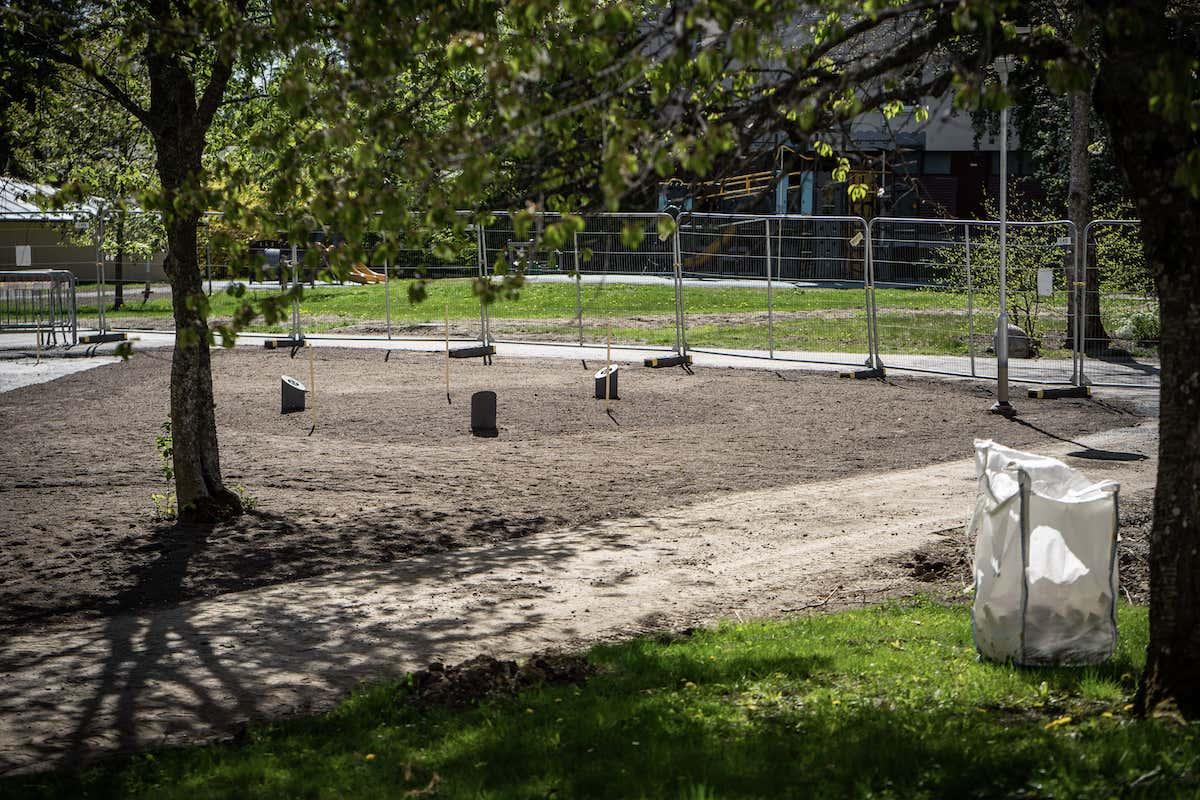 Ta hjälp av MTB Mark & Trädgårdsbyggarna AB för att förnya eller skapa en ny parkmiljö